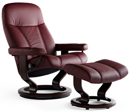 Superb Stressless Consul Recliner Chair Ergonomic Lounger And Caraccident5 Cool Chair Designs And Ideas Caraccident5Info